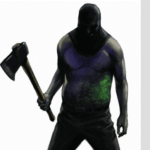Man With the Axe